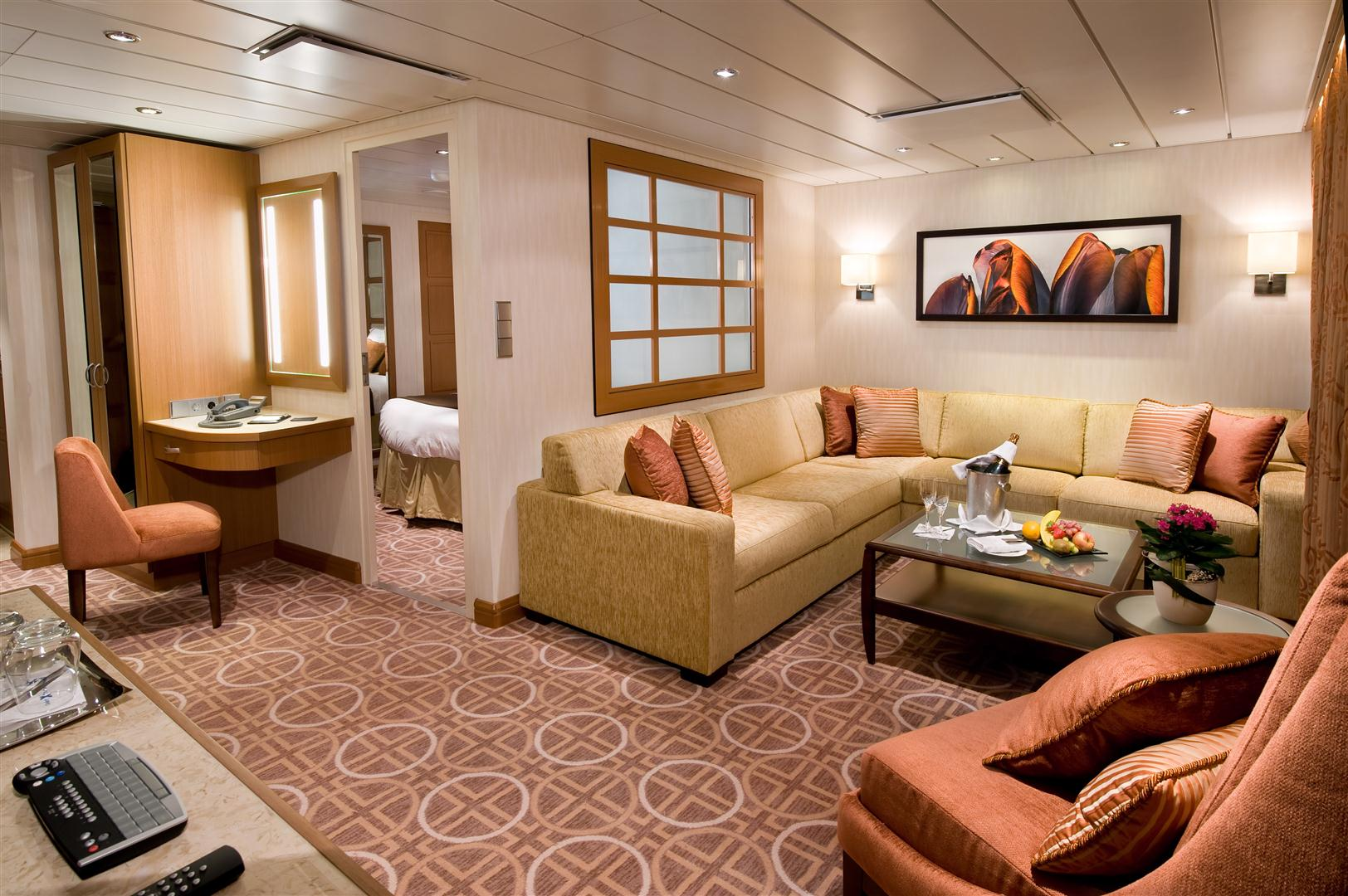 Celebrity Solstice Deck plan & cabin plan - Seascanner.com