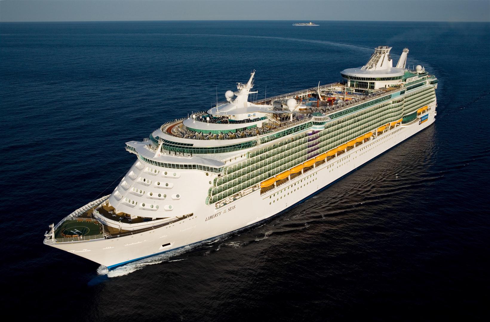 Freedom Class Ships Travel Agency Blue Seas